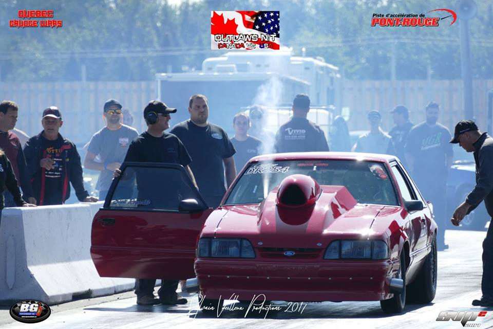 Programme Outlaw + Championnat Brossard Performance Pro M11